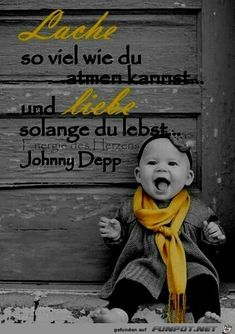 ein Bild für's Herz 'lache so viel wie du atmen kannst.jpg'- Eine v… a picture for & # s heart & # laugh as much as you can breathe.jpg & # – One of 21482 files in the category & # sayings & # on FUNPOT. Happy Quotes, Positive Quotes, Love Quotes, Happiness Quotes, Love And Respect, Illustrations And Posters, Quotes For Kids, Favorite Quotes, Proverbs