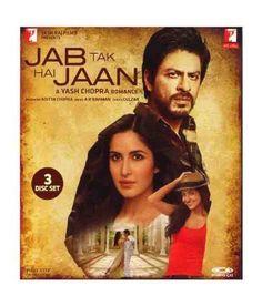 Jab Tak Hai Jaan: Video CD