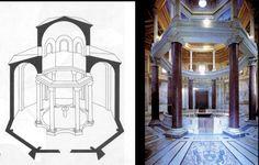 Lateranski baptisterij, Rim, 440.