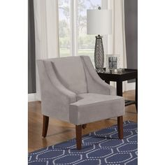tufted rollback slipper chair threshold target furniture pinterest slipper chairs foam cushions and spot cleaner