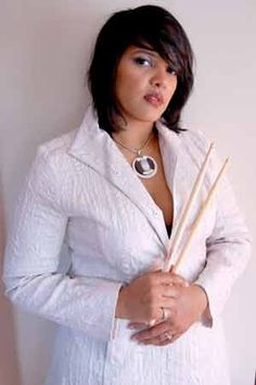 drummer ( and grammy winner) terri lyne carrington