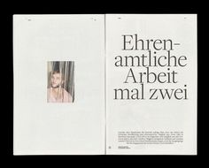 Young Swiss Magazine on Behance