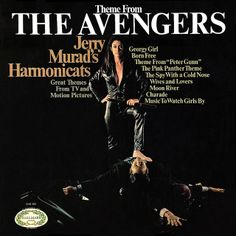 Jerry Murad's Harmonicats - Theme From The Avengers: Great Themes From TV and Motion Pictures (1969)