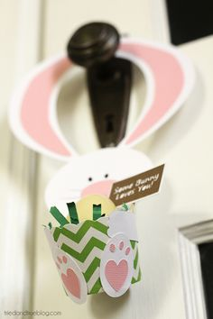 Easter Door Hanger - With or without sign