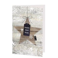 Weihnachtskarten im Shabby Chic Style bestellen