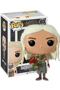 #03 DAENERYS TARGAYREN (Game of Thrones) (Mother of Dragons)