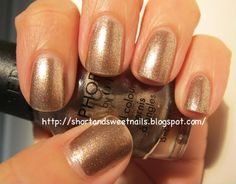 Sephora by OPI - Already Famous, I am so in love with this color right now.