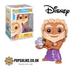 Pop Figures Disney, Pop Vinyl Figures, Zeus Logo, Disney Barbie Dolls, Funko Pop Anime, Funko Pop Dolls, Pop Figurine, Funk Pop, Disney Pop