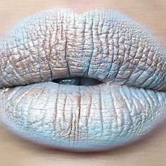 #MACMixMash – Sea foam pout #regram from @isabellesilveriodee at M·A·C Robinsons Place in Manila, Philippines – created using Lip Conditioner, Select Moisturecover in NW 20, Pro Longwear Waterproof Colour Stick in Flat White (coming soon!), Pro Longwear Paint Pot in Clearwater and Let Me Pop, and Pigment in Tan.  #MACCosmetics #MyArtistCommunity #MACArtistChallenge