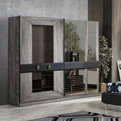 Bedroom Cupboard Designs, Bedroom Furniture Design, Home Room Design, House Rooms, Ladies Boutique, Entryway, Bedrooms, Interiors, Home Decor
