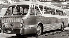 1957 Ghia designed body on Leyland Royal Tiger