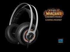 SteelSeries - SteelSeries Siberia Elite World of Warcraft Gaming Headset