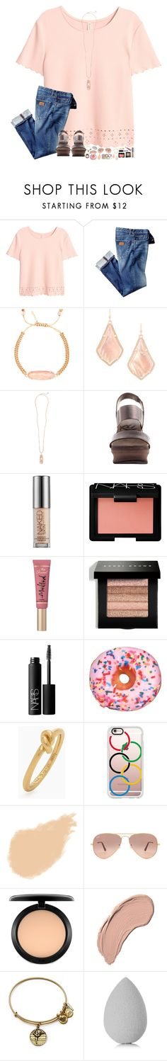 """""""Read D for updates!"""" by hopemarlee ❤ liked on Polyvore featuring Kendra Scott, Urban Decay, NARS Cosmetics, Too Faced Cosmetics, Bobbi Brown Cosmetics, Kate Spade, Casetify, Ray-Ban, MAC Cosmetics and NYX"""