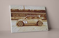 Large Canvas Prints, Store, Mini, Natural, Car, Artist, Automobile, Larger, Artists