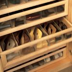 shoe drawers for the ultimate shoe storage