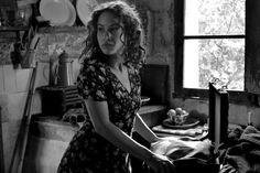 Aida Folch en 'El Artista y la modelo' (Fernando Trueba), una de las 3 pelis preseleccionadas por España para los Oscar y los Ariel junto a 'Blancanieves' (Pablo Berger) y 'Grupo 7' (Alberto rodríguez).