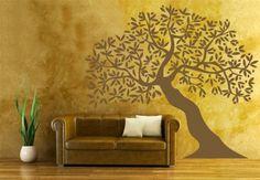 Tree Multipiece  1 Wall Sticker - decorative wall decal