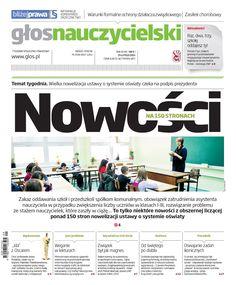 Tygodnik Społeczno-Oświatowy Głos Nauczycielski