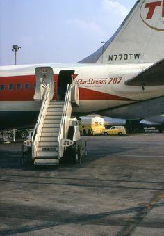 Trans World Airlines   StarStream 707 built by Boeing SirHectimere   flickr