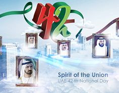"""Check out new work on my @Behance portfolio: """"UAE 42 National Day"""" http://on.be.net/1BySCMs"""