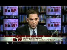 Glenn Greenwald on Obama's Assassination Program