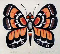 George Hunt Jr, 'Butterfly', circa 1999