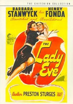 Criterion Collection The Lady Eve