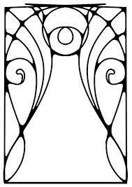 Afbeeldingsresultaat voor art nouveau drawing walkaway