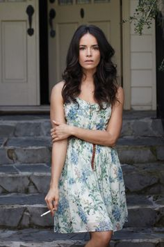 Abigail Spencer as Amantha Holden from Rectify