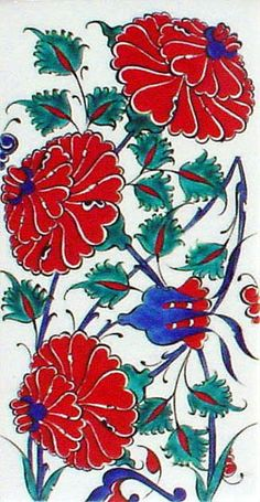 Iznik Tile                                                                                                                                                                                 More