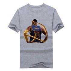 Dmart7deal; the king lebron james 23 T Shirt 100% cotton short sleeve