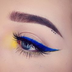makeup by instagram / angela_cuneo #Fashion #Trend