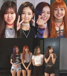 #ROSÉ #JENNIE #JISOO #LISA BLACKPINK