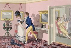 How guys tried to pick up girls in the 18th century, via Emily Brand at The Washington Post