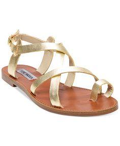 Steve Madden Women's Women's Agathist Flat Sandals
