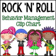 Rock+N+Roll+Rockstar+Behavior+Clip+Chart+-+With+Matching+Bunting+Banner+from+A+Teachable+Teacher+on+TeachersNotebook.com+-++(30+pages)++-+A+rockstar+themed+clip+chart+with+a+printable+decorative+bunting+banner!