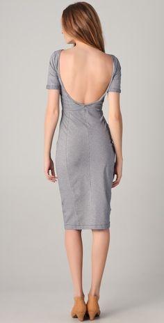 Twenty8Twelve Neilson dress.  Love the back!