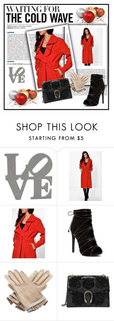 """""""Love is everywhere"""" by elma-polyvore ❤ liked on Polyvore featuring Boohoo, Hermès and Gucci"""