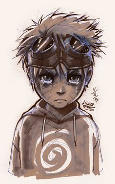 lil naruto by vashperado on deviantART