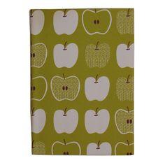 Green Apple Notebook