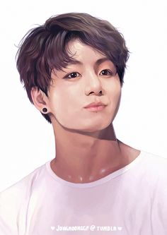 WOW THIS IS AMAZING! Whoever did this deserves a freaking medal! - Jungkook BTS Fanart~
