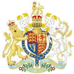 Royal Coat Of Arms United Kingdom