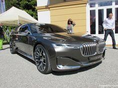 BMW Vision Future Luxury Concorso d Eleganza 2014
