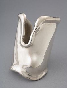 Sterling silver bracelet, Elsa Peretti, ca. 1971. Collection of the Museum at F.I.T.
