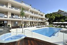 Book your holiday in Costa del Sol with British Airways. Book together and save on our Costa del Sol flight & holiday packages. Get great deals to Costa del Sol today Vincent Spano, Boutique Spa, Benalmadena, British Airways, Beach Resorts, Places Ive Been, Swimming Pools, Relax, Around The Worlds