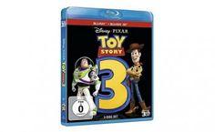 [Angebot]  Toy Story 3 ( Blu-ray 3D) [Blu-ray] für 1390