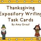 thanksgiving expository writing prompts Give your students something to be thankful for during thanksgiving time with  this list of 78 new elementary writing and journal prompts.
