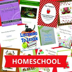 "Homeschool Management Bundle - EVERYTHING YOU NEED TO ORGANIZE your HOMESCHOOL! Don't miss this once a year sale.... Educents ""BACK TO SCHOOL - BLOW OUT SALE"""
