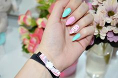 Hybrydy przedłużane. Manicure, Fashion, Nail Bar, Moda, Nails, Fashion Styles, Polish, Manicures, Fashion Illustrations
