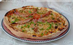 Káposztás pizza